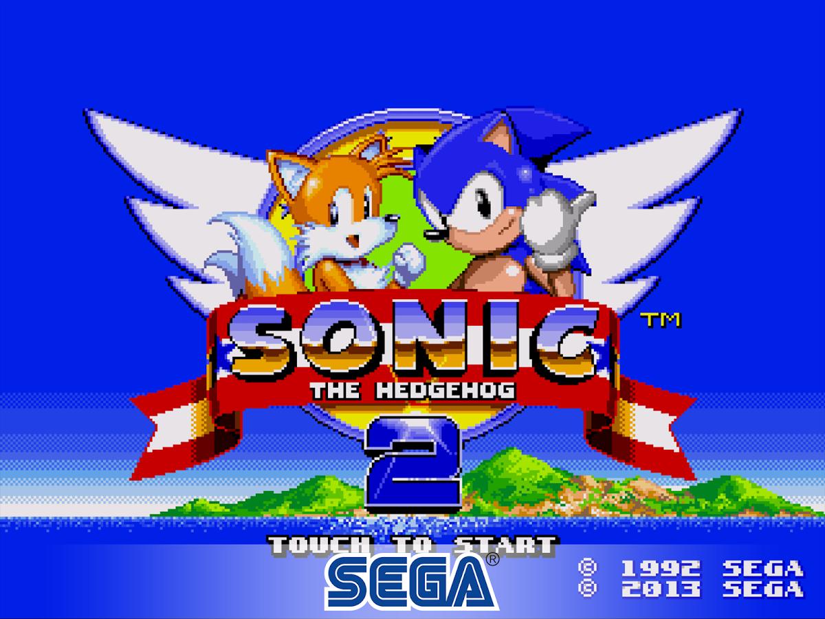 [IOS / Android] Sonic The Hedgehog 2 Classic ab jetzt gratis anstatt 3,50€(Es wird zwischendurch Werbung eingeblendet)