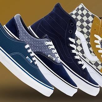 Vans Schuhe für  14,99 Euro + 3,95 Euro Versand!