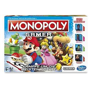 Monopoly Gamer - Mario Edition