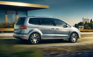 leasing vw sharan 150ps highline tiemeyer. Black Bedroom Furniture Sets. Home Design Ideas