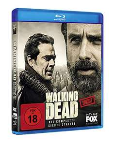[Amazon] The Walking Dead Staffel 7 Uncut (Blu-ray)
