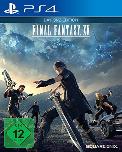 Final Fantasy XV für die PS4 23% billiger als Idealo