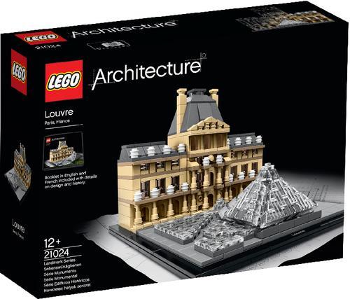 [Thalia] LEGO® Architecture 21024 - Louvre für 34,84 Euro