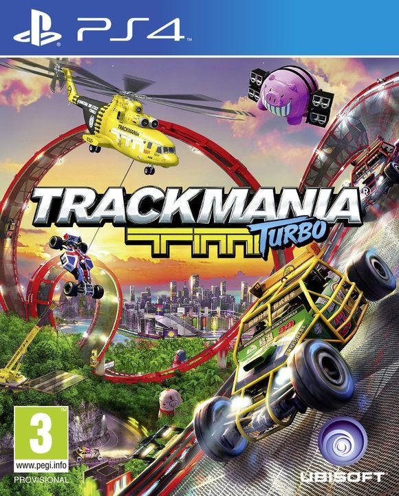 [Coolshop] Trackmania Turbo PS4 für 15,50€ inkl. Versand