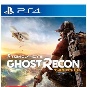 Ghost Recon Wildlands - PS4 [amazon]