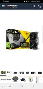 GTX 1080 ZOTAC AMAZON