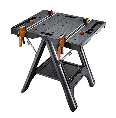 Worx Pegasus - Arbeitsstisch/Werkstatttisch/Werkbank klappbar