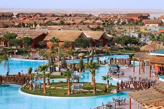 Lastminute Familienurlaub im Advent AI 7 Tage Jungle Aqua Park Hurghada für 2 Erw. 2 Kinder U13  Gesamtpreis (mit Opodo-DD-Gutschein noch mal ca. -85€)