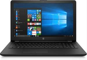 HP 15-bs530ng Notebook in schwarz (15.6 Zoll, Full-HD, i3-6006U, 4 GB RAM, 1 TB HDD) - Saturn