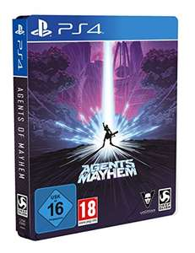 Agents of Mayhem Steelbook Edition (PS4 & Xbox One) für je 22,99€ (Amazon Prime & GameStop)