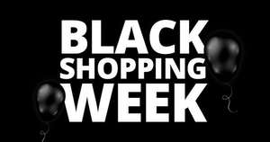 BLACK SHOPPING WEEK bei Höffner