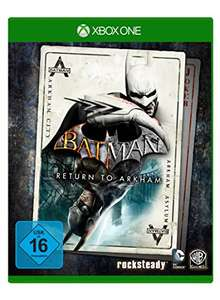 Batman: Return To Arkham (Xbox One) für 19,71€ (Amazon Prime)