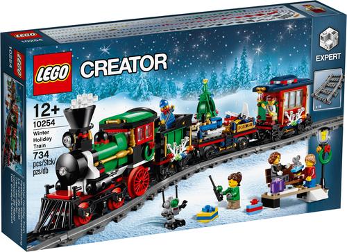 LEGO 10254 Creator Expert Festlicher Weihnachtszug für 57,99€ @windeln.de
