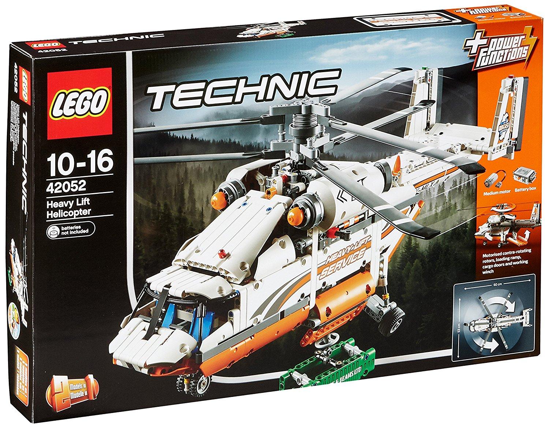 LEGO Technik - Schwerlasthubschrauber (42052) bei Thalia