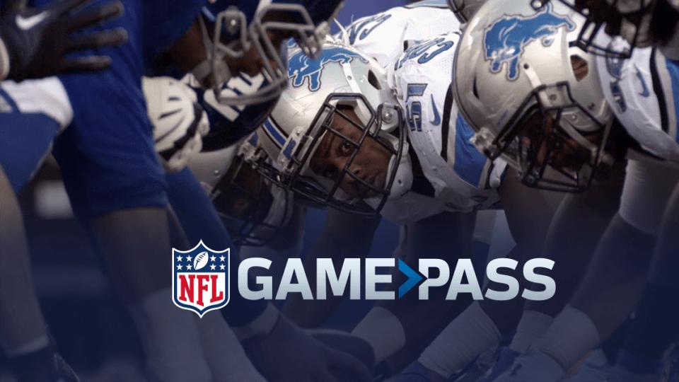 NFL Gamespass 1 Woche für 4,99€ statt 17,99€