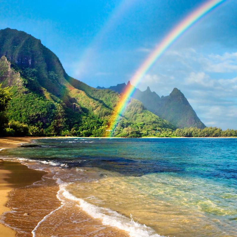 Flüge: Hawaii [Dezember & Weihnachten + Silvester] - Hin- und Rückflug mit Hainan und Hawaiian Airlines von Prag nach Honolulu ab nur 498€ inkl. Gepäck