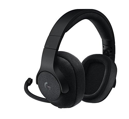 [amazon] Logitech G433 Kabelgebundene Gaming Over-Ear Kopfhörer (DTS 7.1, USB, 3,5mm, 40mm Treiber) in schwarz