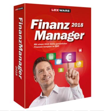+++ZEITLICH BEGRENZT+++ (11-13 Uhr) Lexware FinanzManager 2018 | NOTEBOOKSBILLIGER.DE