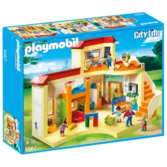 real.de - Playmobil City Life - Kita Sonnenschein für 44,00 EUR (Vgl. 59,89EUR)