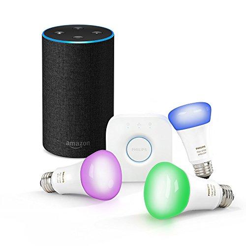 Amazon Echo & Philips Hue Starter Set zusammen nur 199,99€
