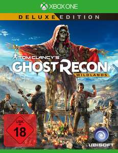 Tom Clancy's Ghost Recon: Wildlands Deluxe Edition (Xbox One & PS4) für je 24,99€ (GameStop)