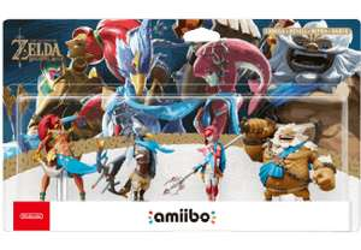 Nintendo Zelda Breath of the Wild Amiibo Recken Set zum Normalpreis (Saturn, MediaMarkt)