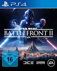 [Amazon] Star Wars Battlefront II Playstation 4 für 45,26€ XBOX one 47,44€