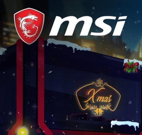 MSI Weihnachtsaktion (Gerät kaufen und Geschenk-Bundle im Wert von bis zu 180€ bekommen)