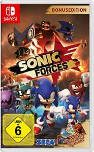 Sonic Forces [Nintendo Switch] (Amazon DE)