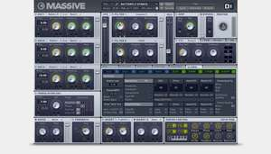 Native Instruments - Massive VST Synth