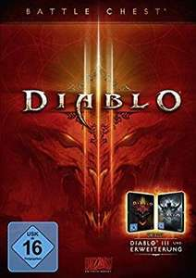 Diablo 3 Battlechest @ Amazon