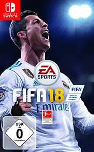 Amazon Prime Nintendo Switch Fifa 18 Standard Edition