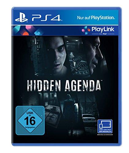 Hidden Agenda - [PlayStation 4]  - Smartphone als Controller erforderlich für 14,59 Prime ggfs. 3 Eur Versand für nicht Prime