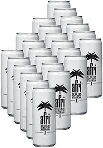 [Amazon Blitzangebot] Afri Cola, ohne Zucker 24er Pack