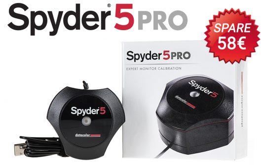 Datacolor Spyder 5 Pro und Elite vom Hersteller