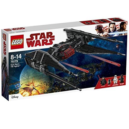 Lego Star Wars Kylo Ren's TIE Fighter 75179 (Amazon PRIME)