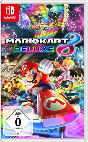 Mario Kart 8 Deluxe für die switch bei amazon