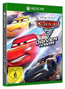 Cars 3: Driven To Win - Xbox One / PS4 [Gamestop]