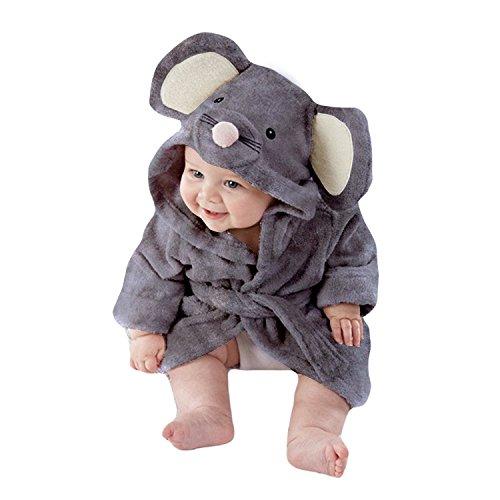 Little Hand Baby Mädchen Jungen Bademäntel Kleinkind Säugling