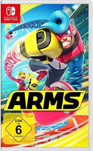 ARMS (Switch) für 39,99€ (Amazon + Müller)