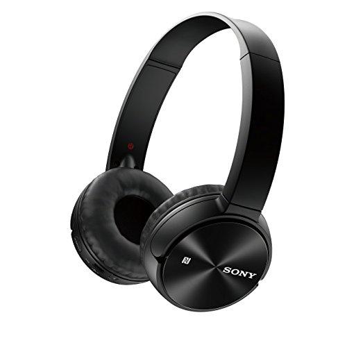 Amazon | Sony MDRZX330BT Kopfhörer mit Bluetooth und NFC schwarz
