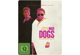 War Dogs Limited Steelbook Edition (Blu-ray + UV Copy) für 7,99€ versandkostenfrei (Saturn)