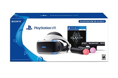 PS VR Skyrim Bundle 2. GEN CUH-ZVR2