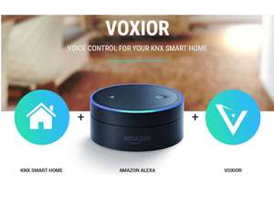 VOXIOR: Sprachsteuerung für Loxone und Gira (KNX) 50% Rabatt auf 3-Jahres-Lizenz