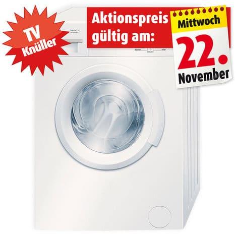 BOSCH Waschmaschine - WAB28270 - A+++ @Roller Offline