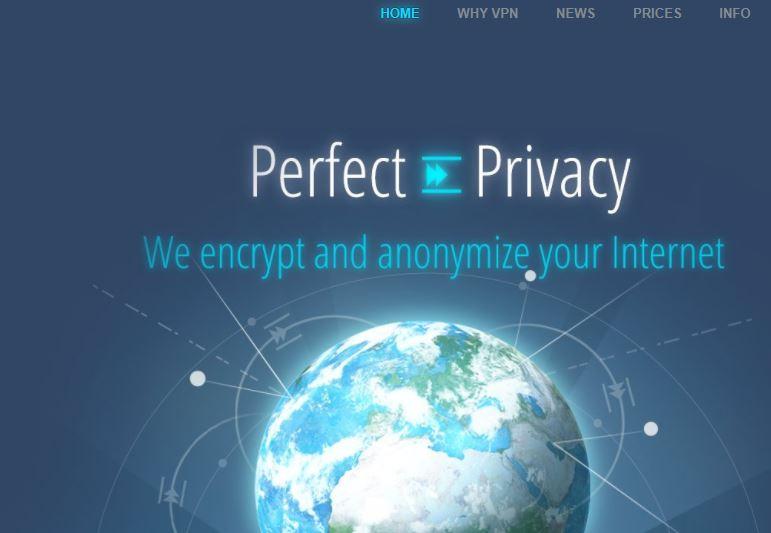 Perfect Privacy VPN 30 Tage kostenlos testen