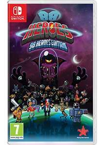 88 Heroes: 98 Heroes Edition (Nintendo Switch) für 24€