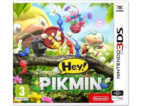 Hey! Pikmin (3DS) für 18,95€ (Coolshop)
