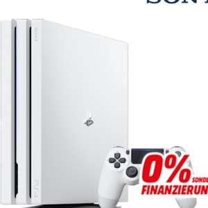 Playstation 4 Pro Weiß 299€ [AT]