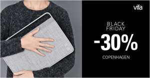 BLACK FRIDAY at Vifa: 30% auf Copenhagen & Stockholm Lautsprecher